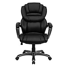 Flash Furniture Leather High Back Chair
