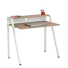 Safco Single Drawer Writing Desk Laminate
