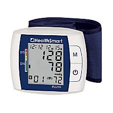 HealthSmart Talking Digital Wrist Blood Pressure