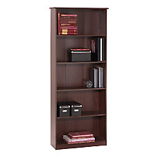Altra District 5 Shelf Bookcase 72