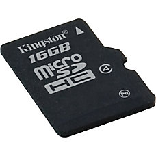 Kingston MBLY4G216GB 16 GB microSDHC