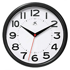 Infinity Instruments Metro Wall Clock 9