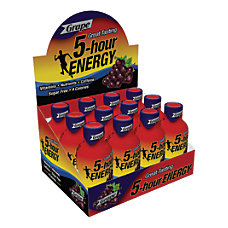 5 Hour ENERGY Drink 2 Oz