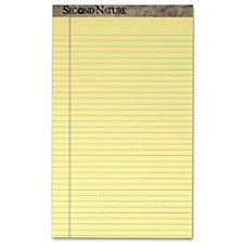 TOPS Second Nature Legal Pad 50
