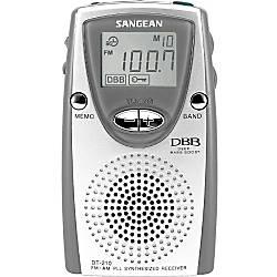 Sangean DT 210 Portable Radio Tuner