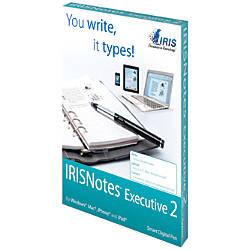 IRIS IRISnotes Executive 2 Digital Pen