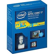 Intel Core i7 i7 5820K Hexa