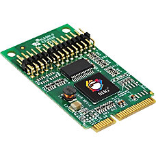 SIIG 1S1P Mini PCIe with 16950