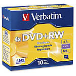 Verbatim DataLifePlus 94839 DVD Rewritable Media