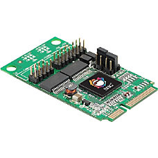 SIIG 2 Port RS232 Serial Mini