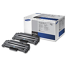 Samsung MLT P105A Toner Cartridge Black