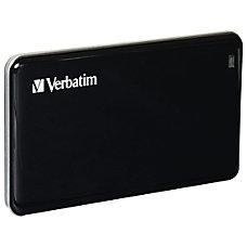 Verbatim 256GB Storen Go External SSD