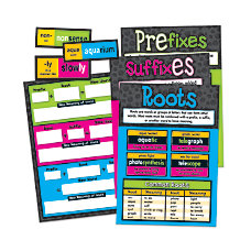 Carson Dellosa Prefixes Suffixes And Root