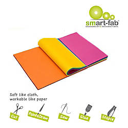 Smart Fab Disposable Fabric Sheets Craft