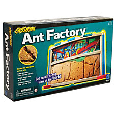 Learning Resources GeoSafari Ant Factory 9
