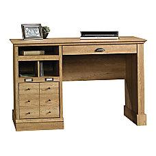 Sauder Barrister Desk 30 H x