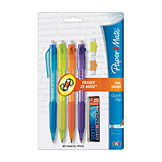 Paper Mate Quick Flip Mechanical Pencil