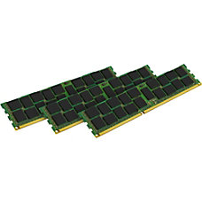 Kingston 24GB 1600MHz DDR3 ECC Reg
