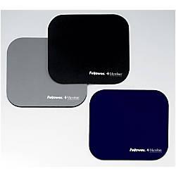 Fellowes Microban Mouse Pad Black