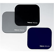 Fellowes Microban Mouse Pad TAA Compliant