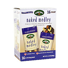 Second Nature Naked Medley Bags Pack