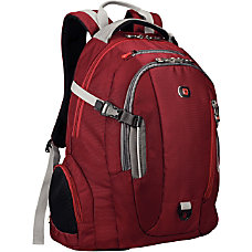 SwissGear Commute Deluxe 16 Laptop Backpack
