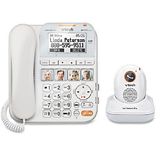 Vtech Careline SN1197 Expandable Corded Phone