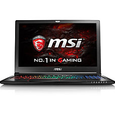 MSI GS63VR Stealth Pro 4K 228