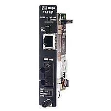 IMC iMcV T1E1J1 UTP to Fiber
