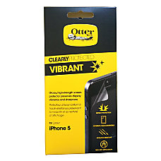 OtterBox Clearly Protected Screen Protector For