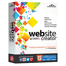 Website Creator 9 For Windows Traditional