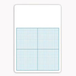 Flipside 14 Graph Dry Erase Boards