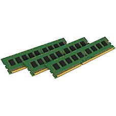 Kingston 24GB 1600MHz DDR3 ECC CL11