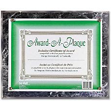 Nu Dell Award A Plaque 13