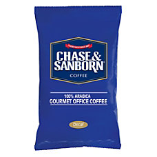 Chase And Sanborn Coffee Decaf 125