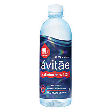vitae Caffeinated Water 90mg Caffeine 169