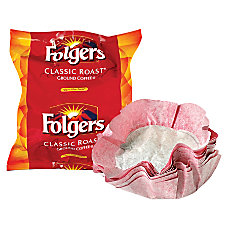 Folgers Coffee Filter Packs Regular 09