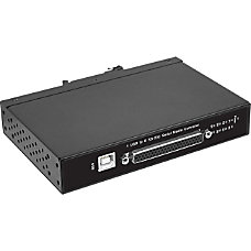 SIIG CyberX Industrial Rugged 8 port
