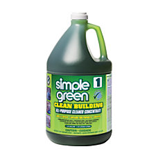 Simple Green Clean Building All Purpose
