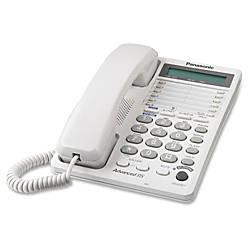 Panasonic Standard Phone White