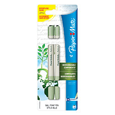 Paper Mate Earth Write Ballpoint Pens