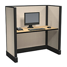 Cube Solutions MetalLaminate Cubicle Mid Height
