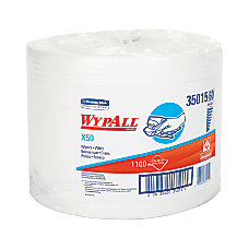 Kimberly Clark WYPALL X50 Wipers Perforated