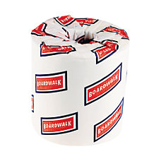 Boardwalk 1 Ply Toilet Tissue White
