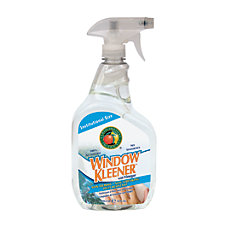 Earth Friendly Products Window Cleaner Vinegar