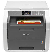 Brother HL 3180CDW LED Color Laser