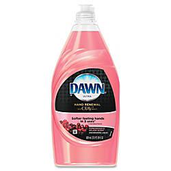 Dawn Pomegranate HandDish Liquid Concentrate Liquid