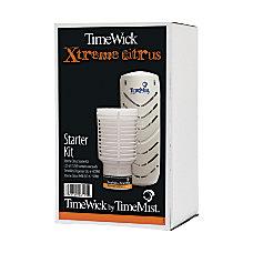 TimeMist TimeWick Fragrance Kits Xtreme Citrus