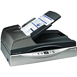 Xerox DocuMate 3640 Flatbed Scanner 600