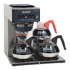 Bunn 12 Cup Automatic Coffeemaker Stainless